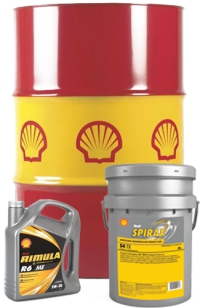 Масло Shell Helix Ultra Diesel 5W-40