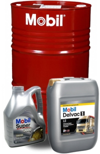 Масло Mobil Delvac 1™ 5W-40 (208Л;20Л)